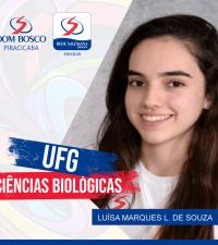 [Luísa Marques L. de Souza]