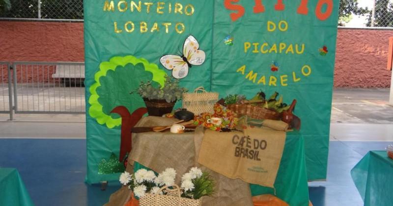 [Encerramento Projeto Monteiro Lobato]