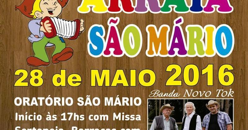 [Festa Junina Dom Bosco São Mário]
