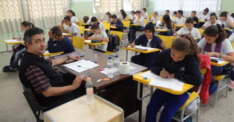 [Alunos do Dom Bosco São Mário participam da 1ª Fase da 38ª Olimpíada Brasileira de Matemática]