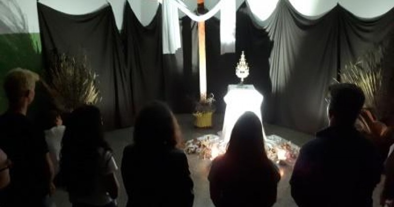 [Páscoa Juvenil Salesiana]