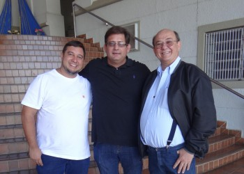 [Visita Guto Ferreira]