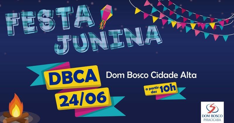 [Festa Junina Dom Bosco Piracicaba]