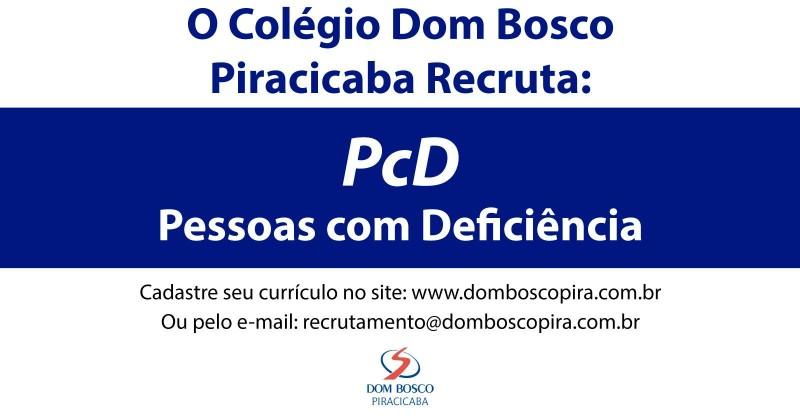 [Colégio Dom Bosco Piracicaba Recruta.]