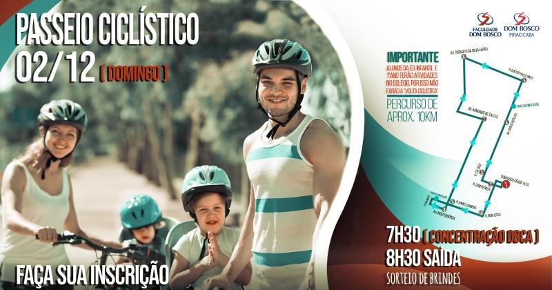 [Passeio Ciclístico Dom Bosco]