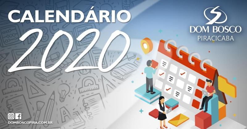 [Calendário 2020]