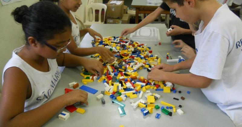 [A Oficina de LEGO]
