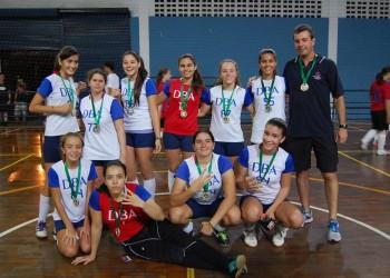 [Medalha de Ouro no Futsal]