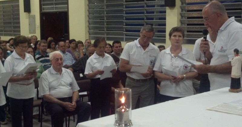 [Colégio Dom Bosco São Mario celebra fundação da Associação dos Salesianos Cooperadores]