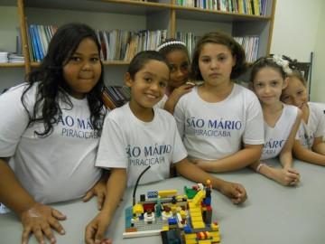 A Oficina de LEGO