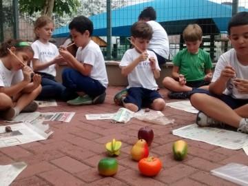 "Projeto ""Alimentação Saudável"""