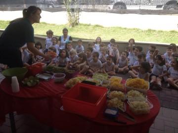 Salada de Legumes dos Três Porquinhos