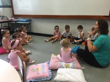 Aulas extras do Infantil