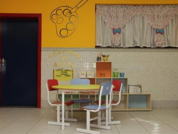 Inauguração Brinquedoteca DBA e DBF
