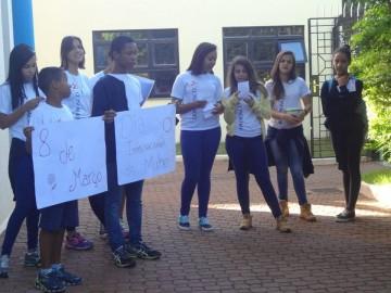 Homenagem Dia das Mulheres - DBSM