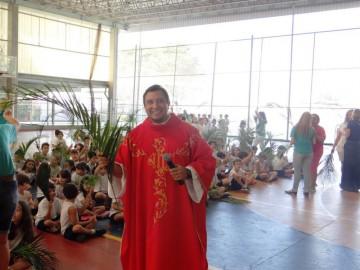 Benção de Ramos Dom Bosco Assunção