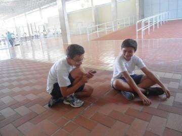 Projeto Águas do Mirante - Jogo Super Rios