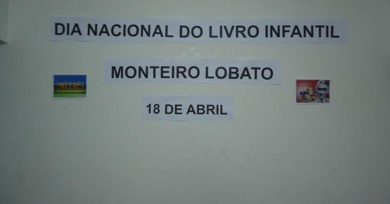 18 de Abril - Dia Nacional do Livro