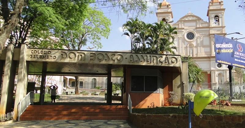 Histórico Dom Bosco Assunção
