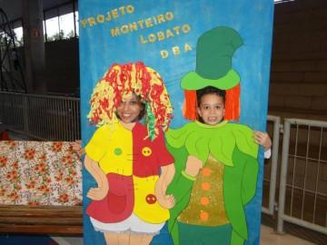 Encerramento Projeto Monteiro Lobato
