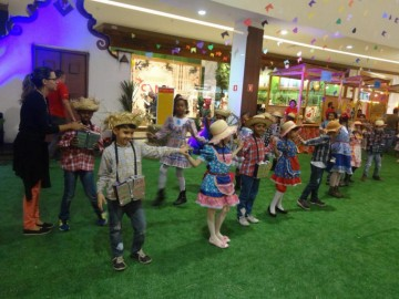 Festa Junina Shopping Piracicaba