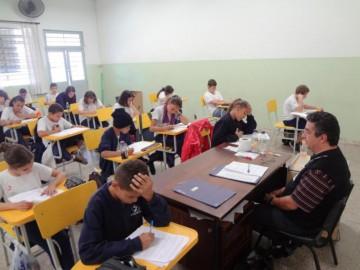 Alunos do Dom Bosco São Mário participam da 1ª Fase da 38ª Olimpíada Brasileira de Matemática