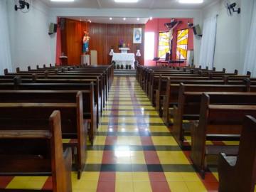 Instalações Colégio Salesiano Dom Bosco Cidade Alta