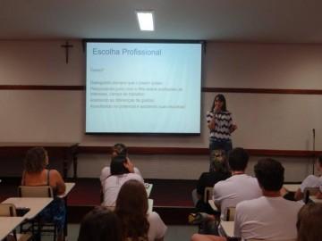 Palestra Vocacional Ensino Médio Dom Bosco Assunção