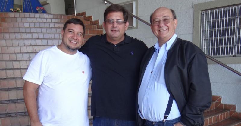 Visita Guto Ferreira