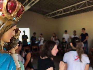 Grupo de Animação Missionaria de Piracicaba participa de retiro