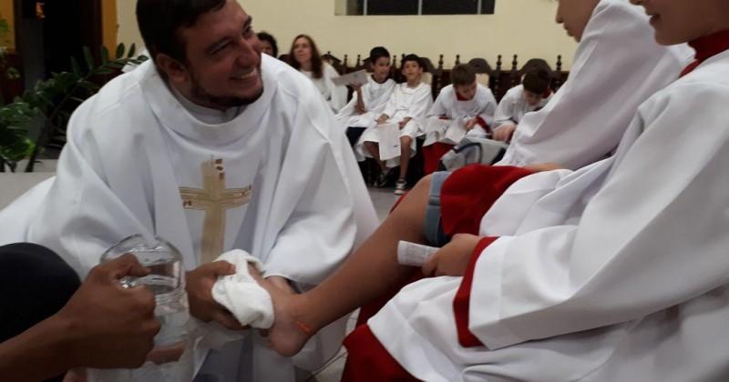 Páscoa Juvenil Salesiana