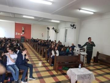 CICLO DE PALESTRAS VOCACIONAIS