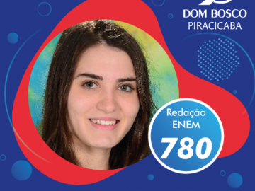 Confira o resultado dos nossos alunos na redação do ENEM.
