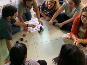 NAUTAS  – FORMAÇÃO PARA OS EDUCADORES EM ROBÓTICA