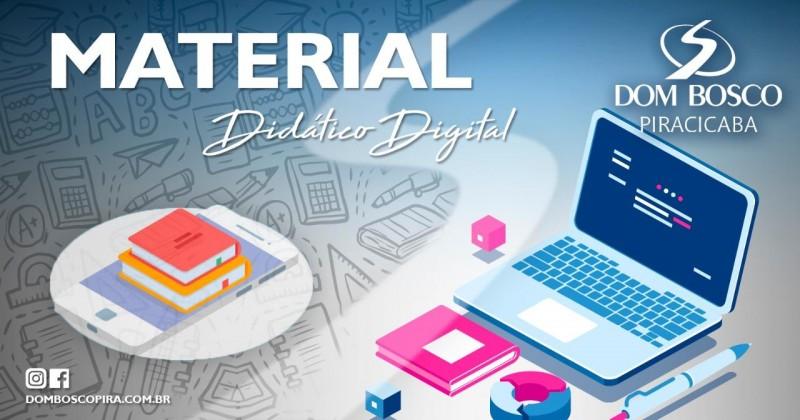 Orientações para uso da Internet e Material Didático Digital