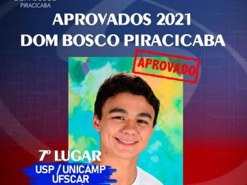 Aprovados 2021