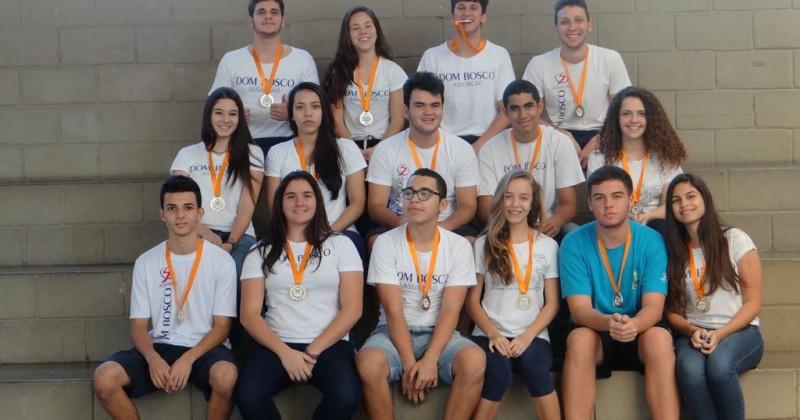Jogos Estudantis 2015