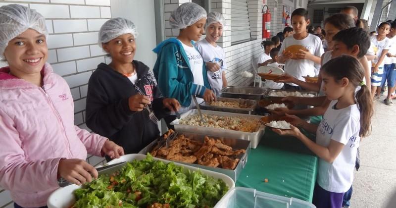 Almoço Festivo de Nossa Senhora Auxiliadora